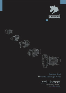Sumo Horizontal pump Brochure